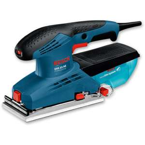 Ponceuse vibrante GSS 23 AE Bosch Pro (axminster.co.uk)