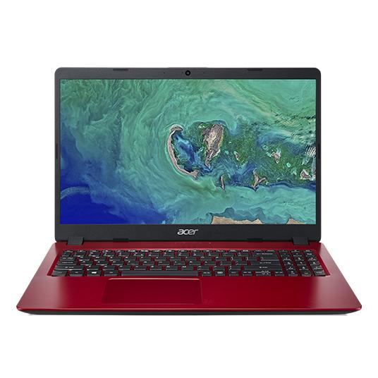 """PC Portable 15.6"""" Acer Aspire 5 A515-52G - i5-8265U, 8Go de Ram, SSD 512Go, Rouge"""