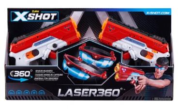 Coffret Laser 360 X Shot (via 19.95€ sur la Carte Fidélité)