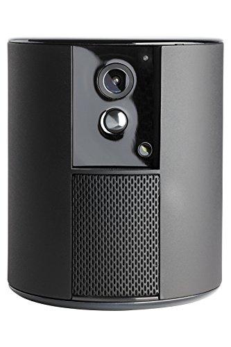 Caméra de Surveillance sans fil avec Sirène Intégrée Somfy One