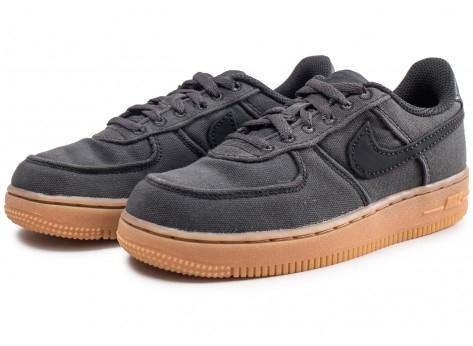 Baskets Nike Air Force 1 LV8 Enfant - Tailles 30, 34, 35 - Noir ou Gris