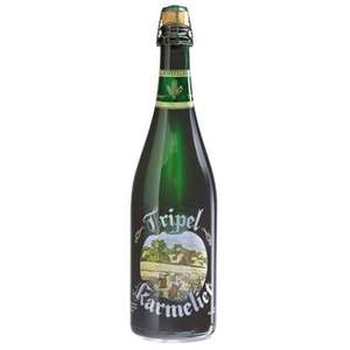Lot de 3 Bouteilles de Bières Blonde Tripel Karmeliet - 3 x 75cl