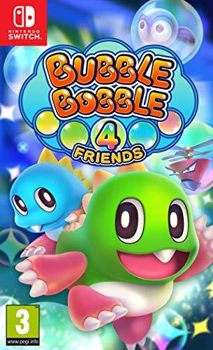 Bubble Bobble 4 Friends sur Nintendo Switch