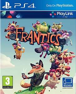 Frantics sur PS4 (Playlink)