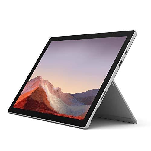 """Tablette tactile hybride 12.3"""" Microsoft Surface Pro 7 - i5-1035G4, 8 Go de RAM, 128 Go en SSD (+ 20€ en bon d'achat Amazon)"""