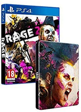 Rage 2 + Steelbook Exclusif sur PS4