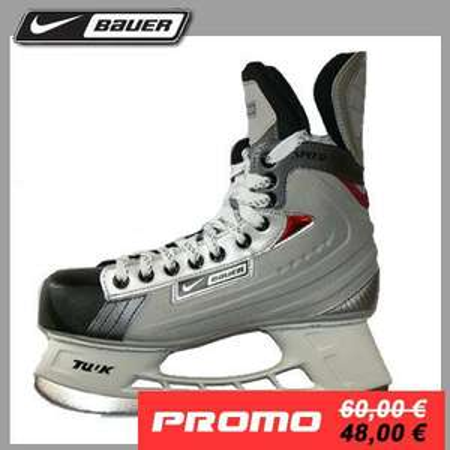 Patins à glace Nike Bauer Vapor Speed - Taille 35.5 (ok-patinage.com)