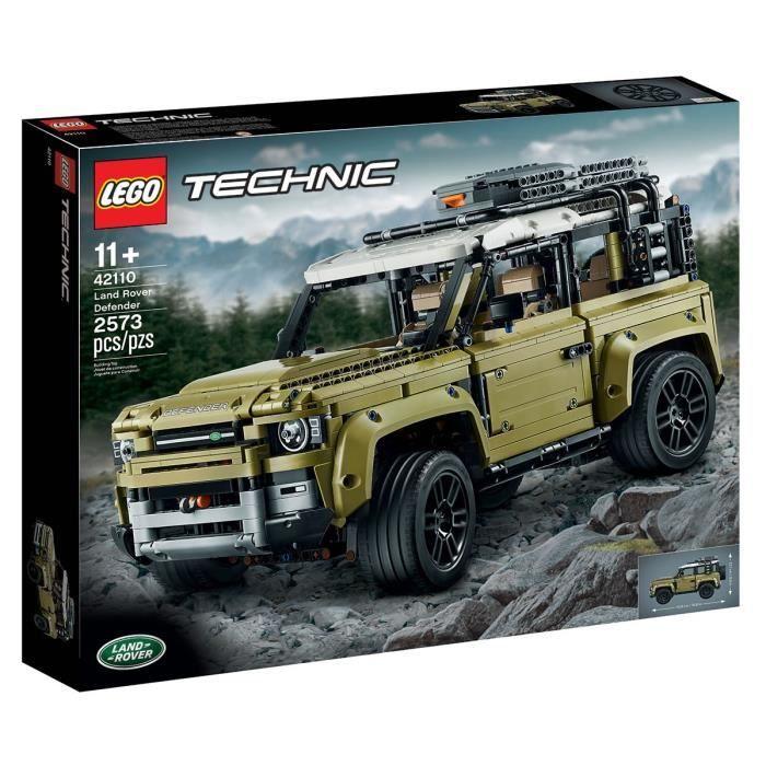 Jeu de Construction Lego Technic (42110) - Land Rover Defender