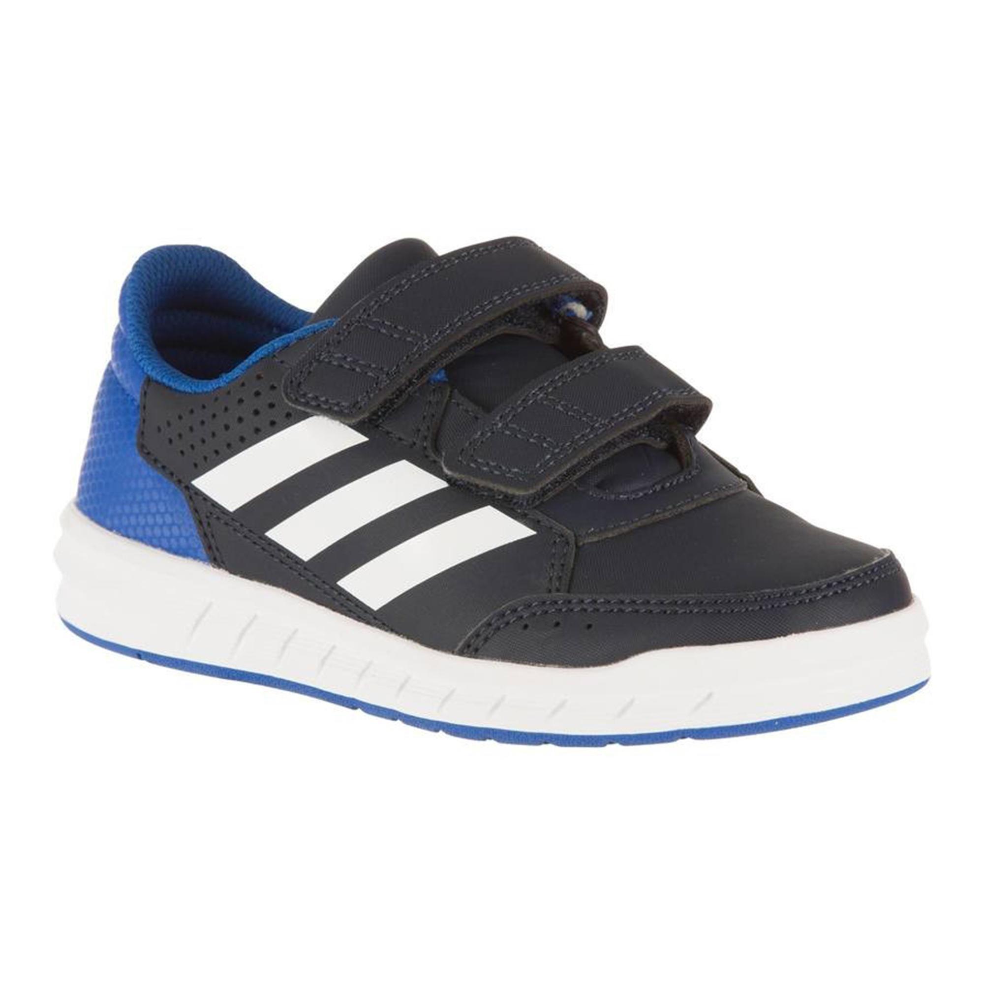 Chaussures enfant Adidas Altasport bleu