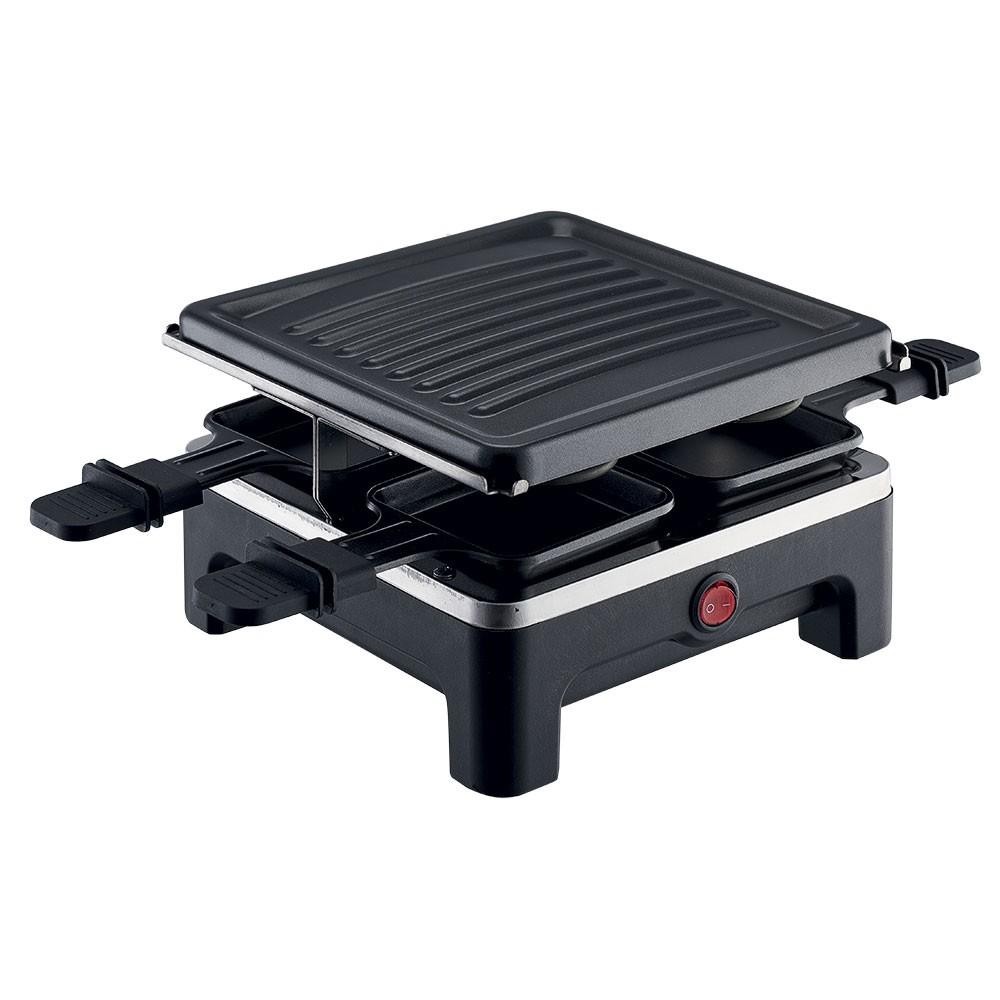 Appareil à raclette grill - 4 personnes