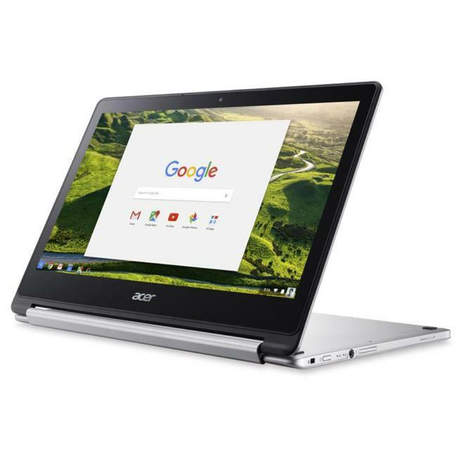 "PC Portable 13.3"" Acer Chromebook CB5-312T-K62F - MediaTek MT8173C, 4 Go de RAM, 64 Go eMMC, IMG PowerVR GX6250, OS Chrome"