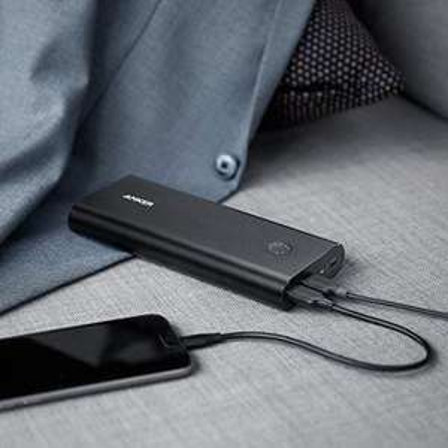 Batterie externe Anker PowerCore+ - 26800 mAh - USB C (Vendeur tiers)