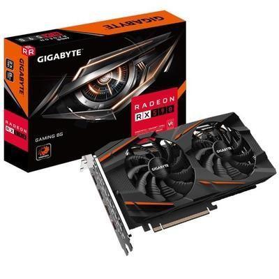 Carte graphique Gigabyte Radeon RX 590 GamingRev 2.0 - 8 Go