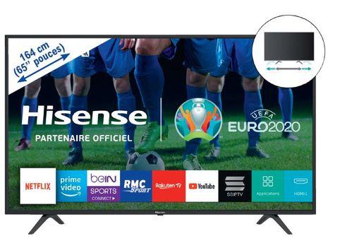 """TV 65"""" Hisense 65B7100 - 4K UHD, LED, HDR 10+, WiFi, Smart TV"""