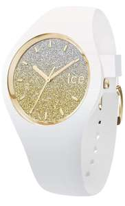 Montre Ice Watch Ice Lo White Gold pour Femmes