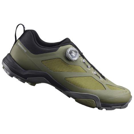 Chaussures VTT Shimano MT7 SPD MTB - Tailles au choix