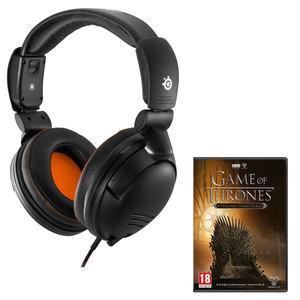Casque SteelSeries 5Hv3 + Game of Thrones sur PC offert