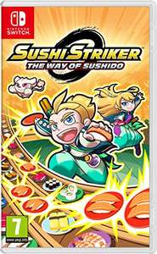 Sushi Striker The Way Of Sushido sur Nintendo Switch
