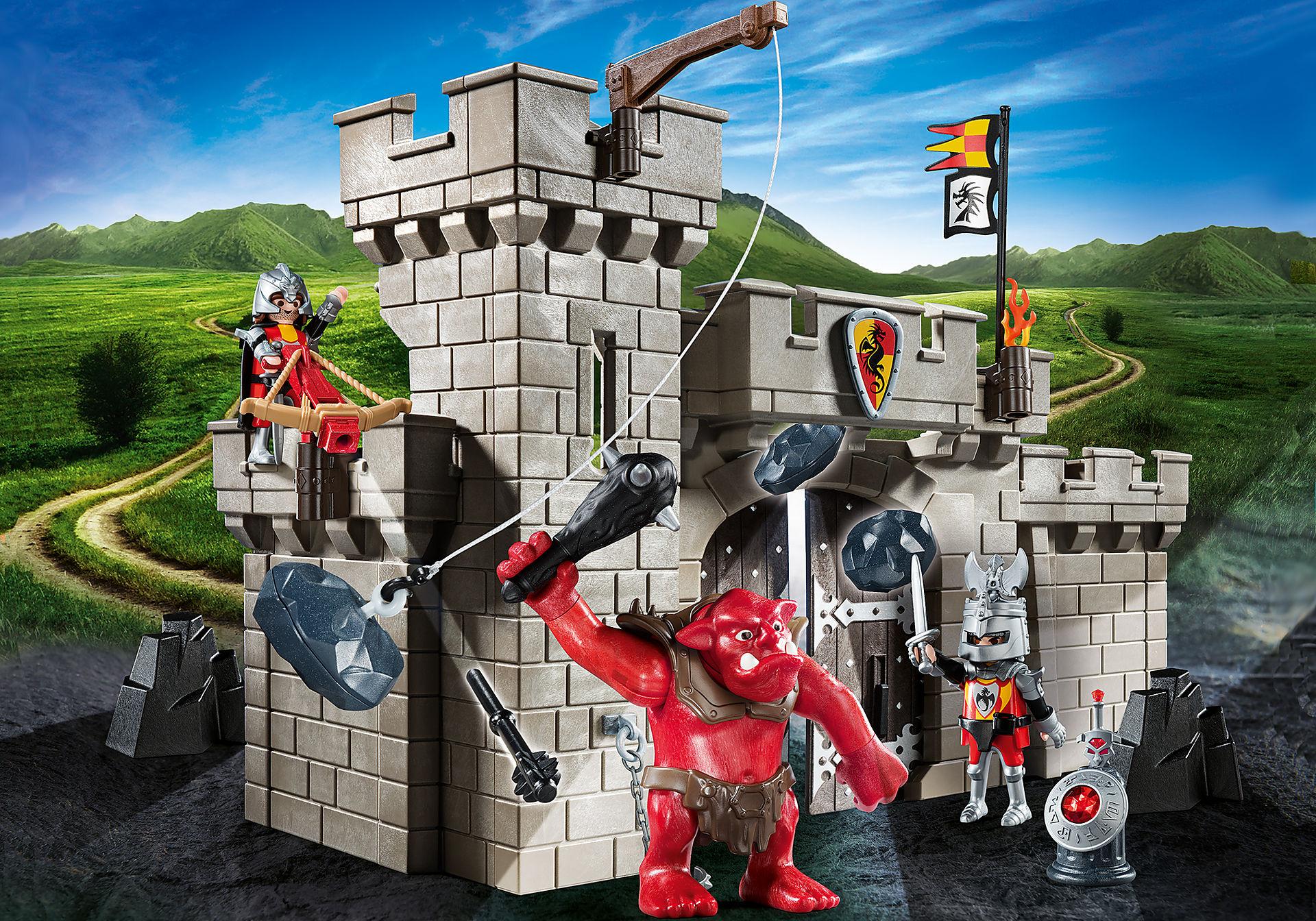 Playmobil 5670 - Citadelle des chevaliers