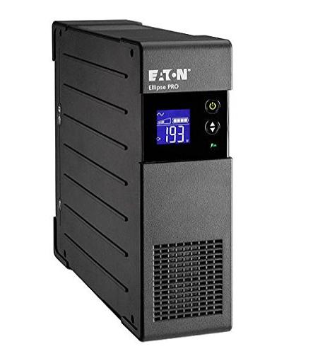 Onduleur Eaton Ellipse Pro 650 - ELP650FR - Line Interactive UPS, 650VA-400W, 4 prises FR (114,95€ via FETES2019)