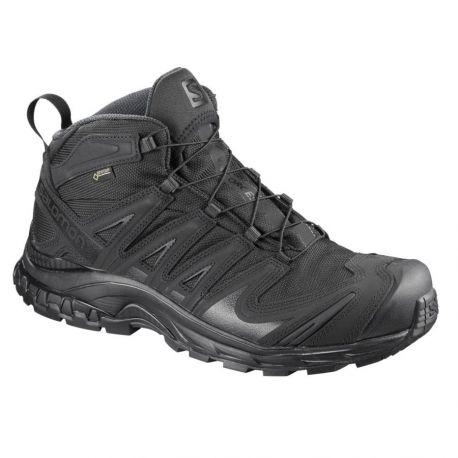 Chaussures de randonnée Salomon XA Forces MID - Noir ou Coyote
