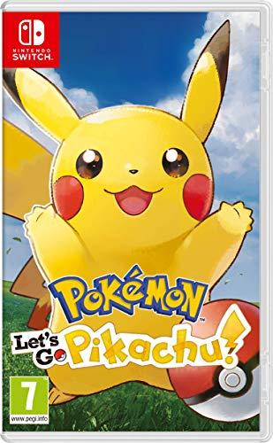 Jeu Pokemon Let's Go Pikachu sur Nintendo Switch (vendeur tiers)