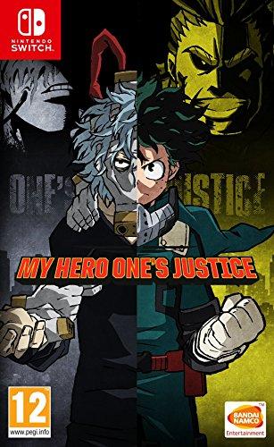 My Hero One's Justice sur Switch (remisé également sur PS4, XBox One)