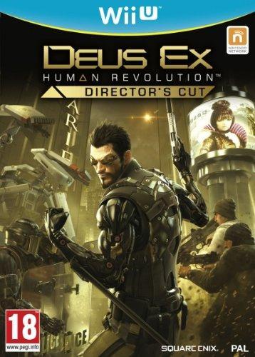 Deus Ex : Human Revolution - Director's Cut sur Wii U