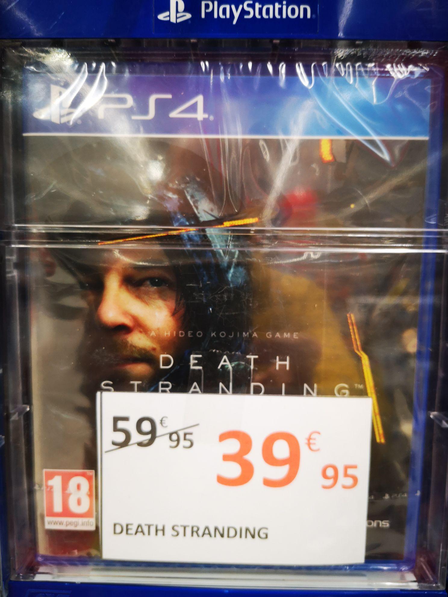 Jeu Death Stranding sur PS4 - Illzach (68)