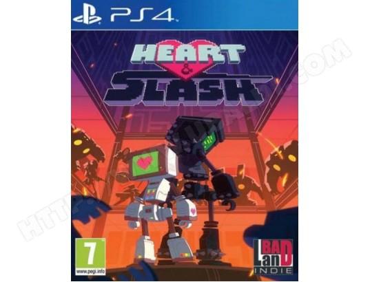 Heart & Slash sur PS4 (vendeur tiers)
