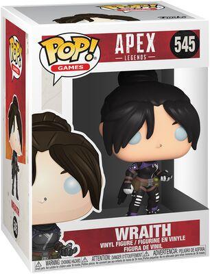 Sélection de figurine POP Apex Legends en promotion - Ex : Wraith