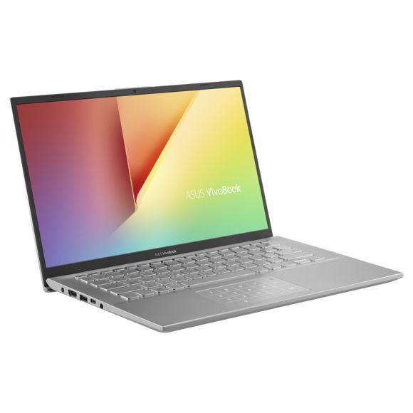 "PC portable 14"" full HD Asus VivoBook 14 R424DA-EK245T avec NumberPad - Ryzen 5-3500U, RX Vega 8, 8 Go de RAM, 256 Go en SSD Windows 10"