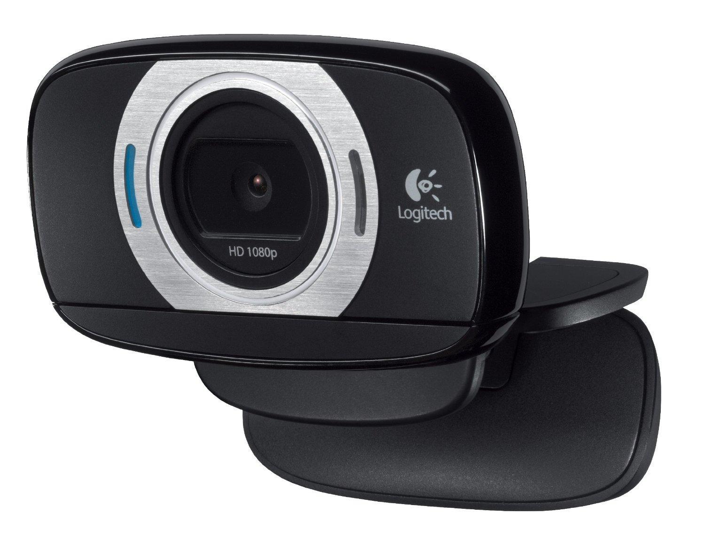 Webcam Logitech HD C615 Fold-and-Go 360° / Port et taxes inclus