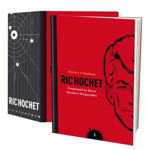 Collection Ric Hochet (tomes 1 à 20) - CollectorBD.com