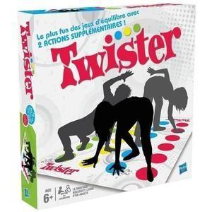 Jeu de société d'ambiance Hasbro - Twister