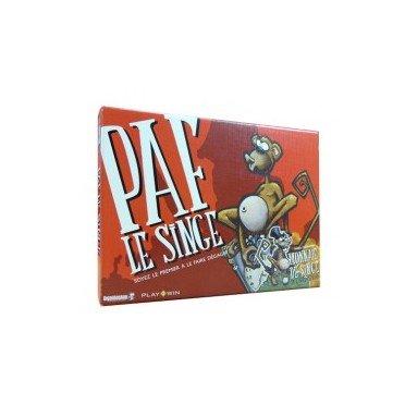 Jeu de cartes Paf le Singe + Extension Monnaie de Singe