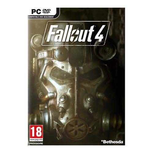 Jeu PC Fallout 4