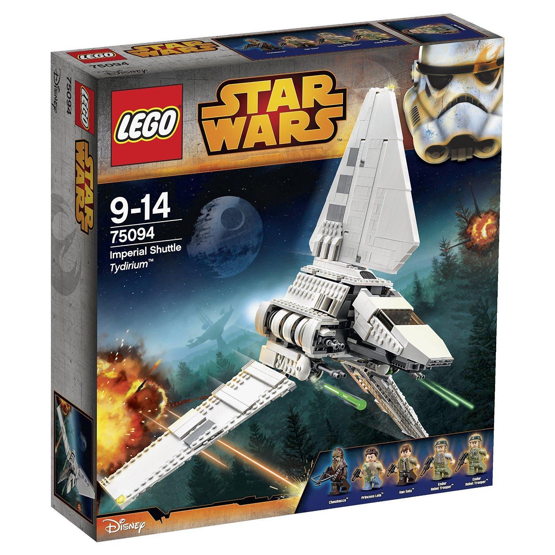 50% offerts sur la carte Waaoh sur une sélection de Lego - Ex : Lego Star Wars 75094 Imperial Shuttle Tydirium