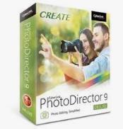 Logiciel d'édition photo Cyberlink PhotoDirector 9 (Dématérialisé)