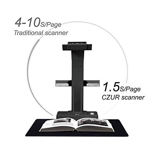Scanner de documents CZUR ET16 Plus (vendeur tiers)
