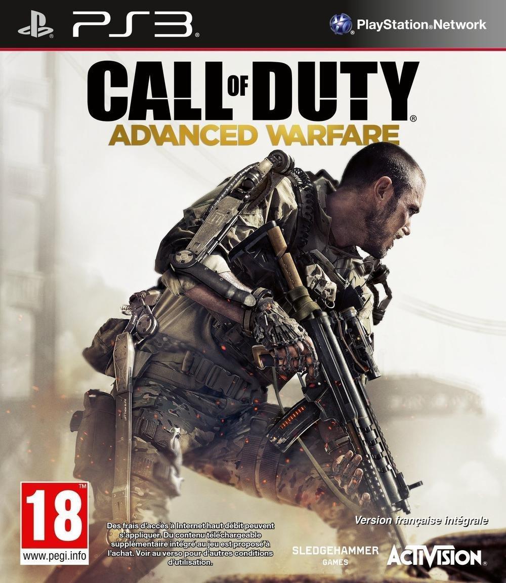 Call of Duty : Advanced Warfare sur PS3