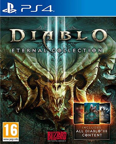 Jeu Diablo 3 Eternal Collection : jeu + Reaper of Souls + nécromancien sur PS4 ou Xbox One