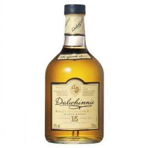 Whisky Dalhwhinnie 15 ans d'âge 75cl (via coupon)