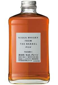 Bouteille de Whisky Nikka From The Barrel - 50cl