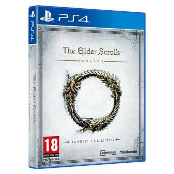 The Elder Scrolls Online : Tamriel Unlimitedsur PS4 ou Xbox One