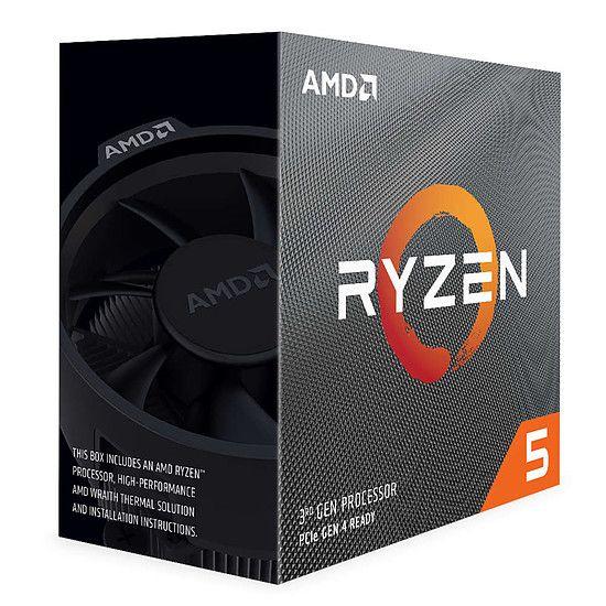 Processeur AMD Ryzen 5 3600 - Socket AM4