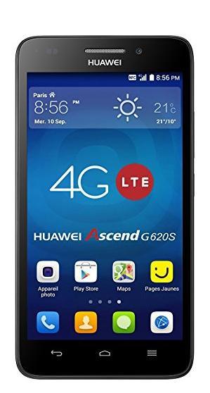 """Smartphone 5"""" Huawei G620S 4G - 8 Go (via ODR 40€)"""