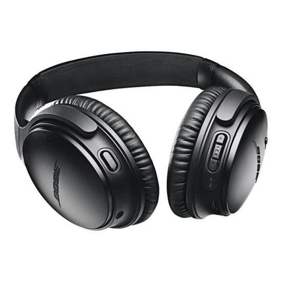 Casque audio sans fil à réduction de bruit Bose QuietComfort 35 II - Noir (vendeur tiers)