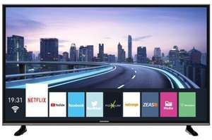 "TV 55"" Grundig 55VLX7850BP - 4K, LED, HDR, Smart TV (via ODR)"