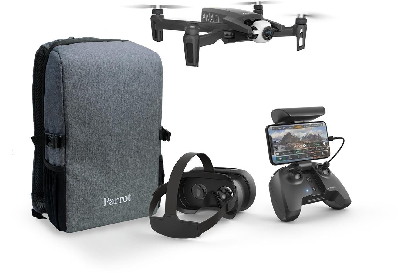 [Adhérents] Pack Drone 4K Pack Parrot Anafi FPV (+ 50€ sur le compte fidélité)